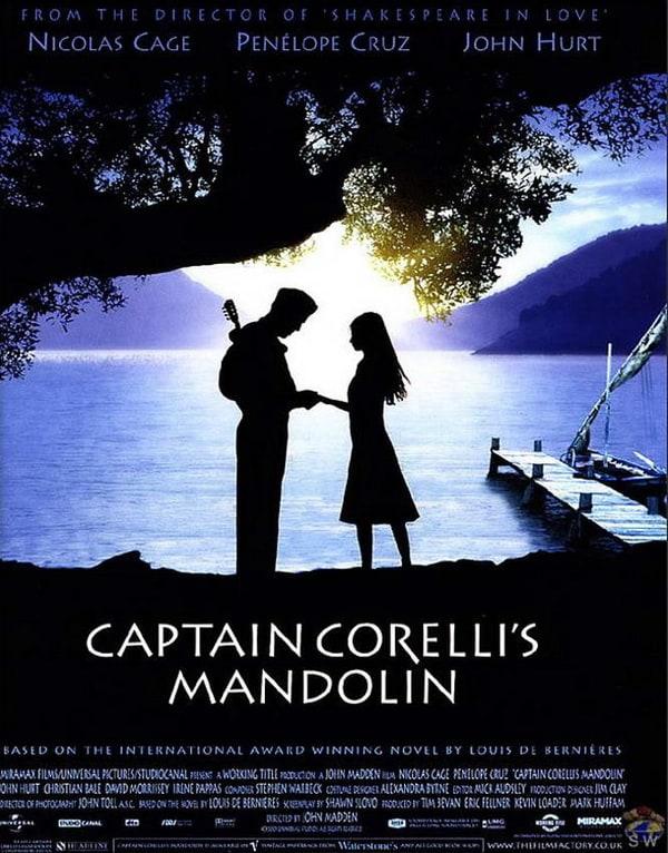 captain corelli Captain corelli's mandolin -original motion picture soundtrack: ost: amazones: música amazones prueba prime música: cds y vinilos ir buscar hola.