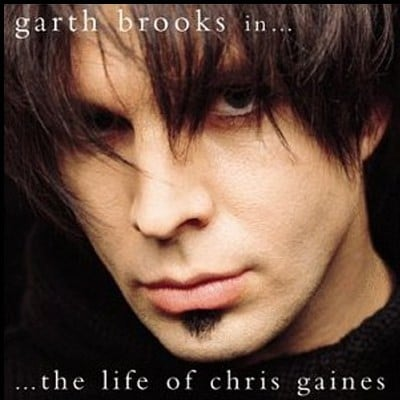 Garth Brooks in The Life of Chris Gaines in The Life of Chris Gaines