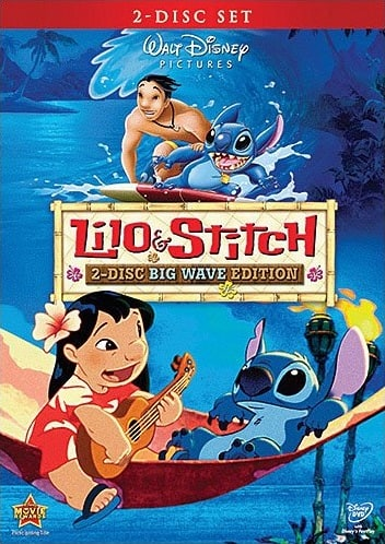 Lilo & Stitch (2-Disc Big Wave Edition)