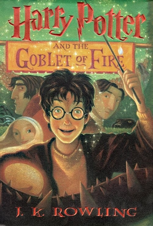 Harry Potter (4) And The Goblet Of Fire