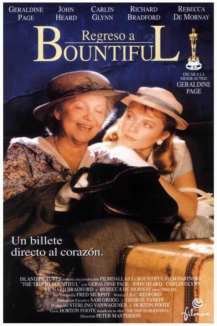 road to bountiful movie
