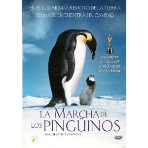 La Marcha de los Pinguinos (March of the Penguins) [*Ntsc/region 1 & 4 Dvd. Import-latin America] (S