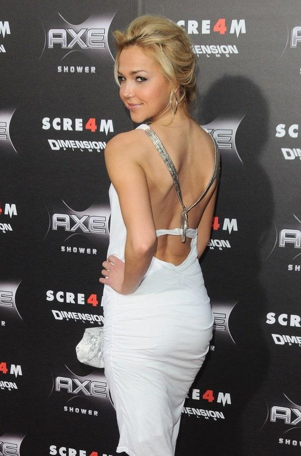 Arielle Kebbel