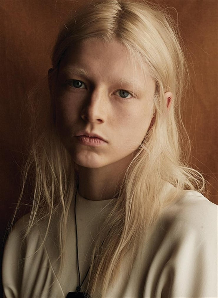 Picture of Hunter Schafer