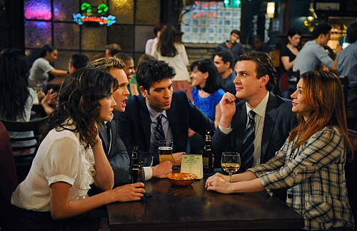 How I Met Your Mother                                  (2005-2014)
