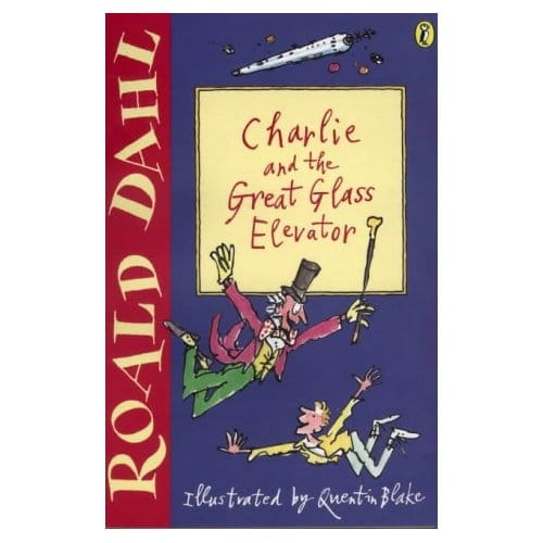 charlie and the great glass elevator book report Roald dahl wrote charlie and the great glass elevator to teach people a lesson that you should never take too much of what is given to you also that you should always try to live your life to the fullest and always have adventures the main message of this book is greed but to always have.