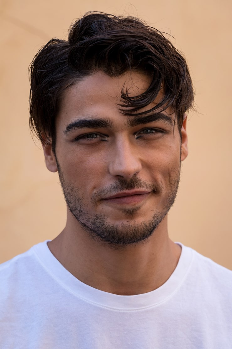 Alessandro Dellisola   .F   Fashion Model Management