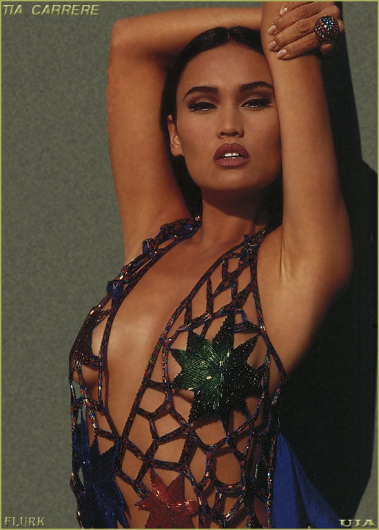 Naked Pictures Of Tia Carrere