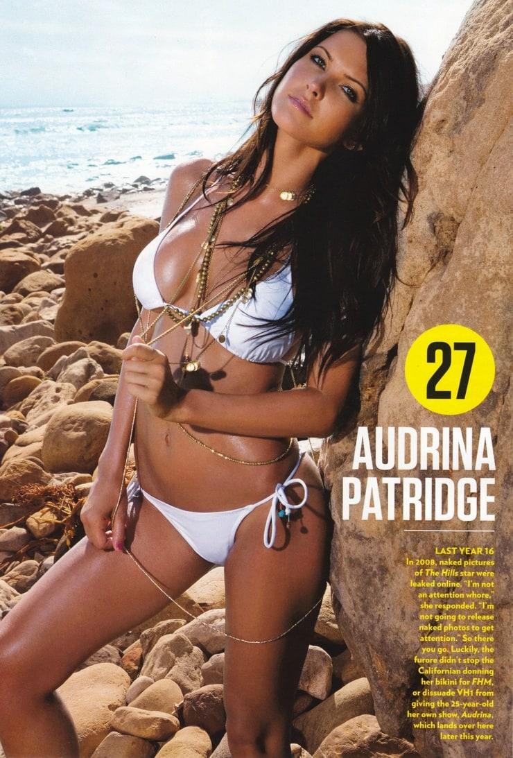 Audrina patridge leaked