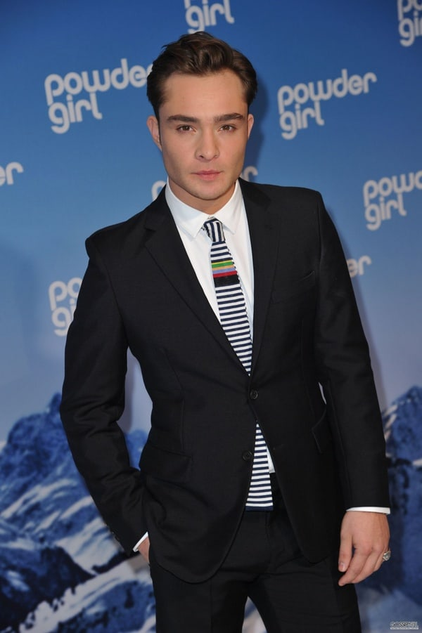 Picture of Ed Westwick Ed Westwick Biography