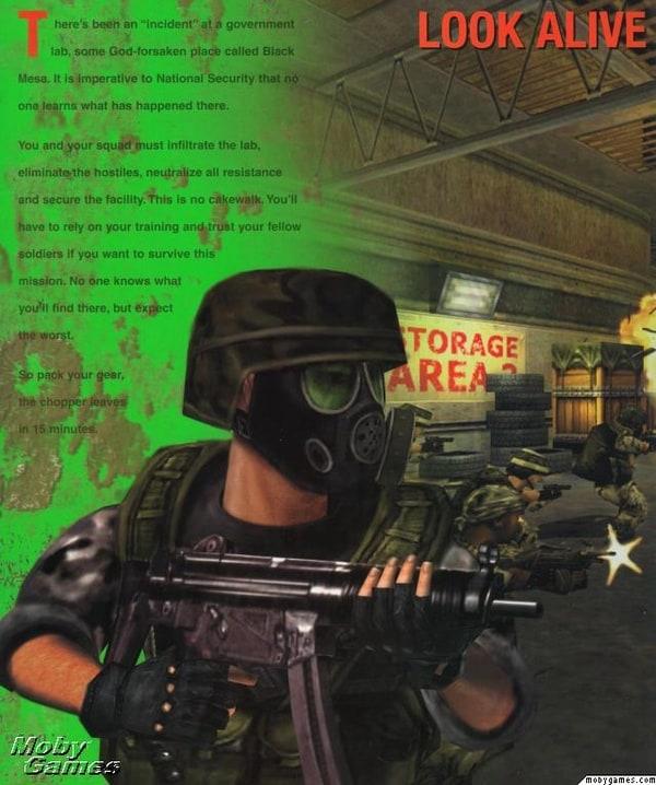 Half-life: opposing force fgd for jackhammer