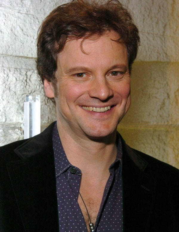 Colin Firth has been a...