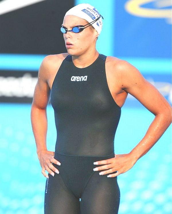 Foto sexual nadadora laura manaudou