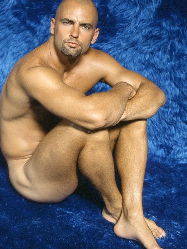 фото голых лысых мужиков