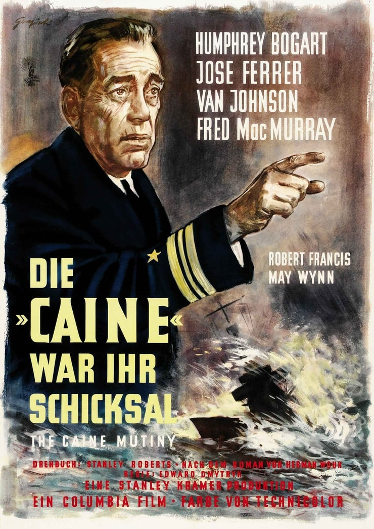 a comprehensive movie analysis of caine mutiny Robert hastings follow articles 233 views 1167k  ridley scott is planning to direct a movie about the battle of  new data analysis suggests only six book.