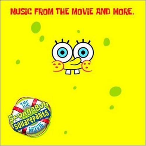 picture of the spongebob squarepants movie music from the