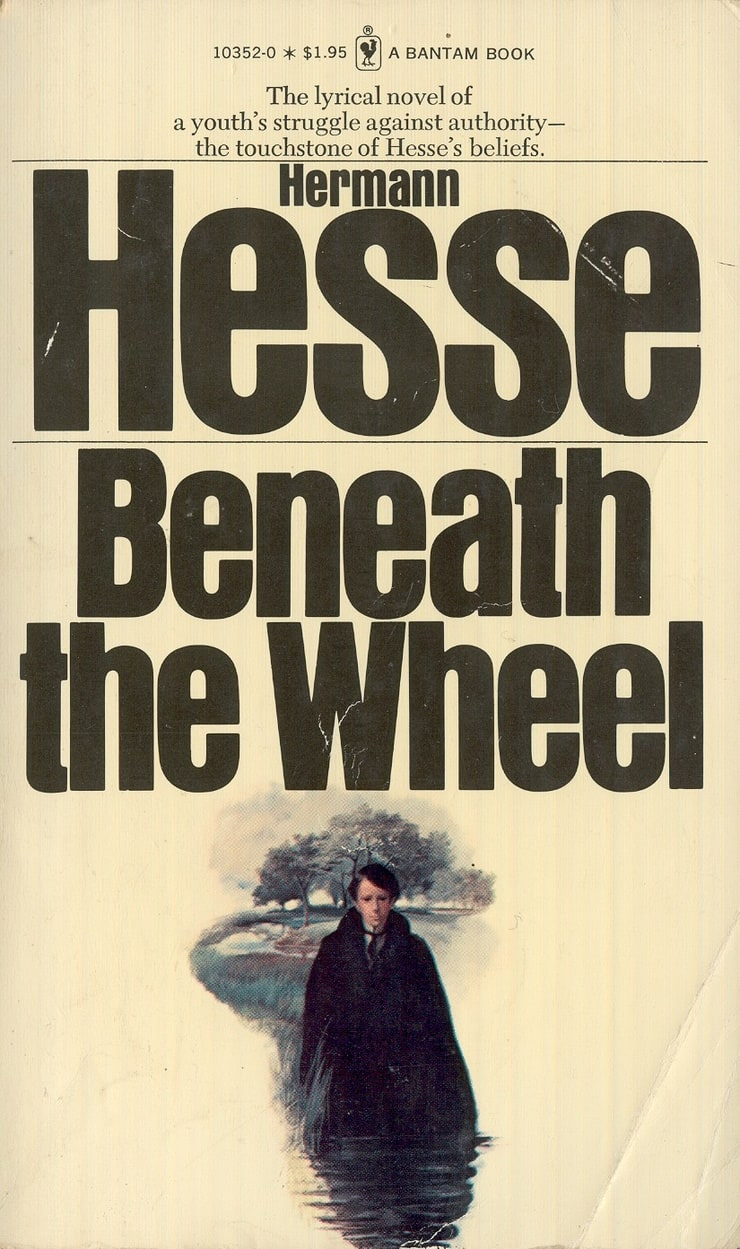 an analysis of the novel beneath the wheel by hermann hesse