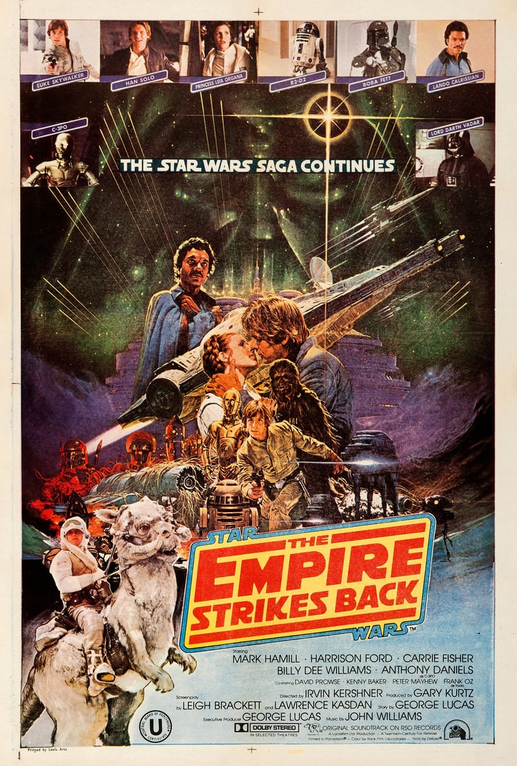 Picture Of Star Wars Episode V The Empire Strikes Back