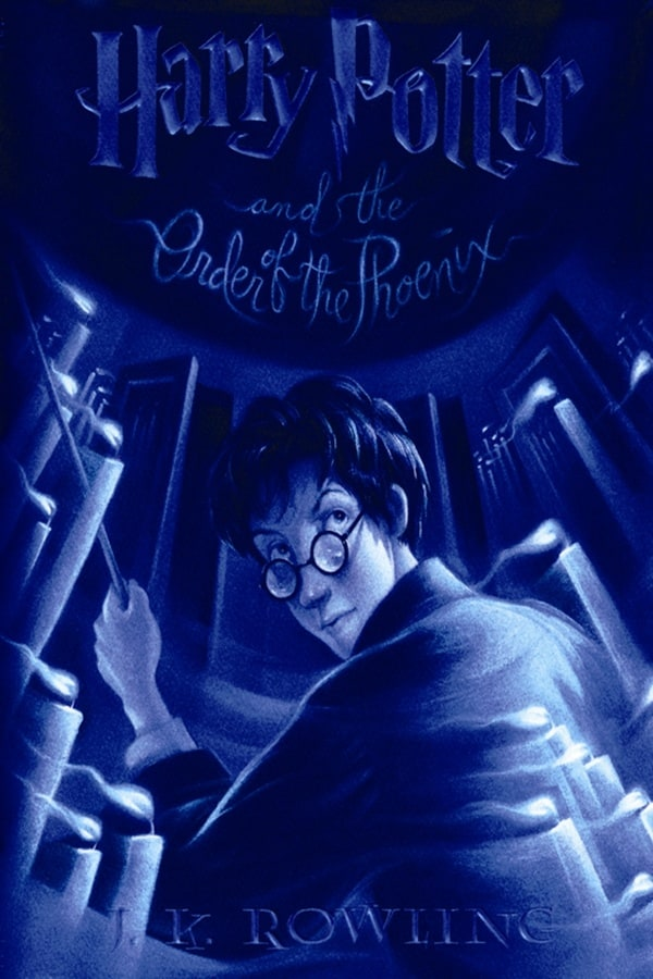 Harry Potter Book Five ~ Picture of harry potter and the order phoenix