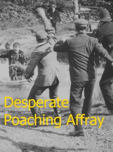 A Desperate Poaching Affray