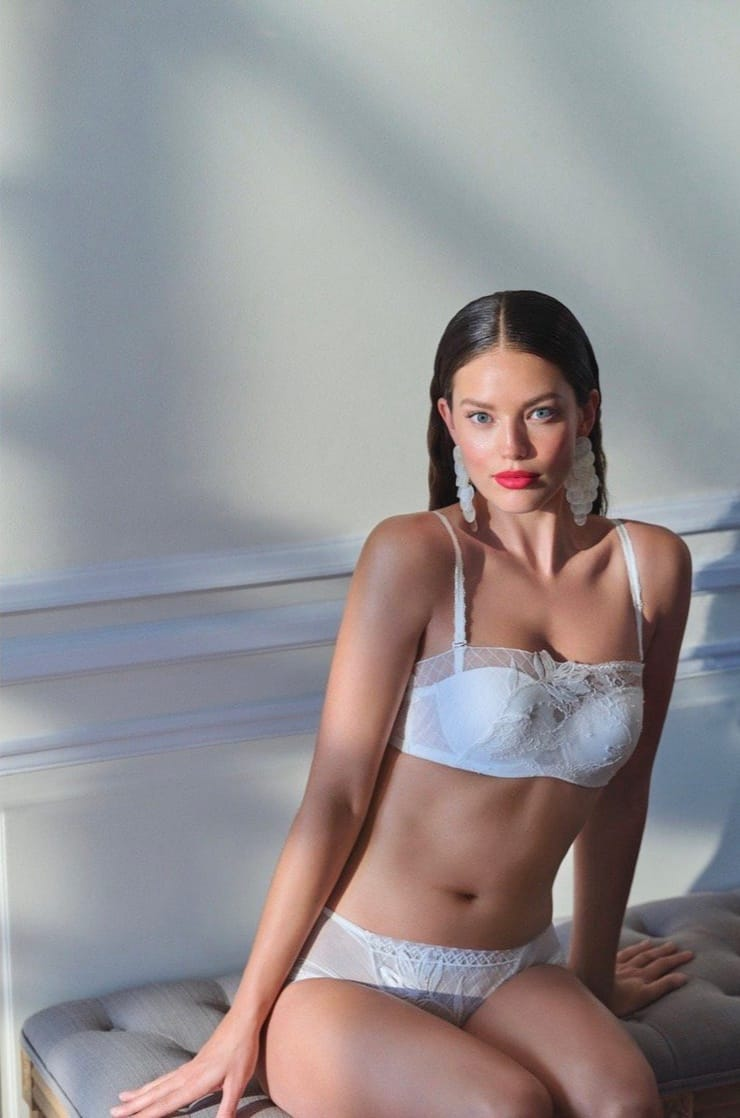 Emily DiDonato Sexy And Topless (12 Photos) | #The Fappening