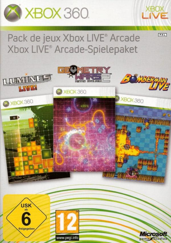 Pack Xbox 360 Arcade
