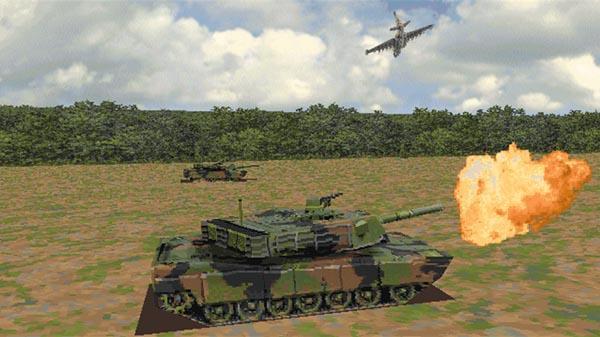 Скриншоты m1 tank platoon 2