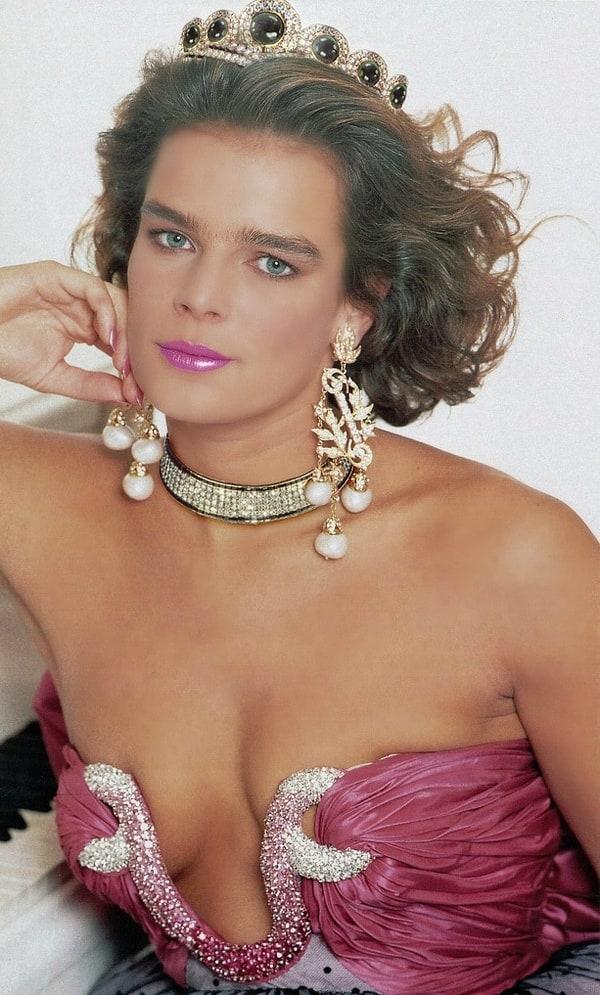 Picture Of Princess Stephanie Of Monaco