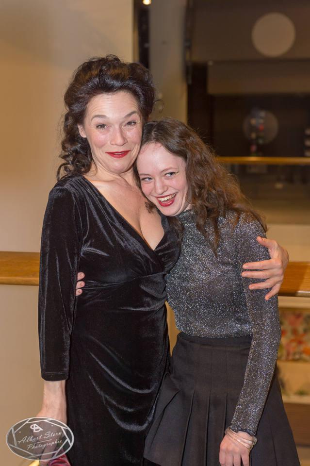 Julia Stemberger + Fanny Altenburger