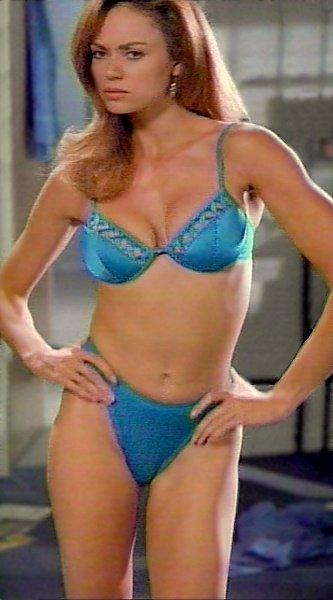 Vanessa angel bikini opinion