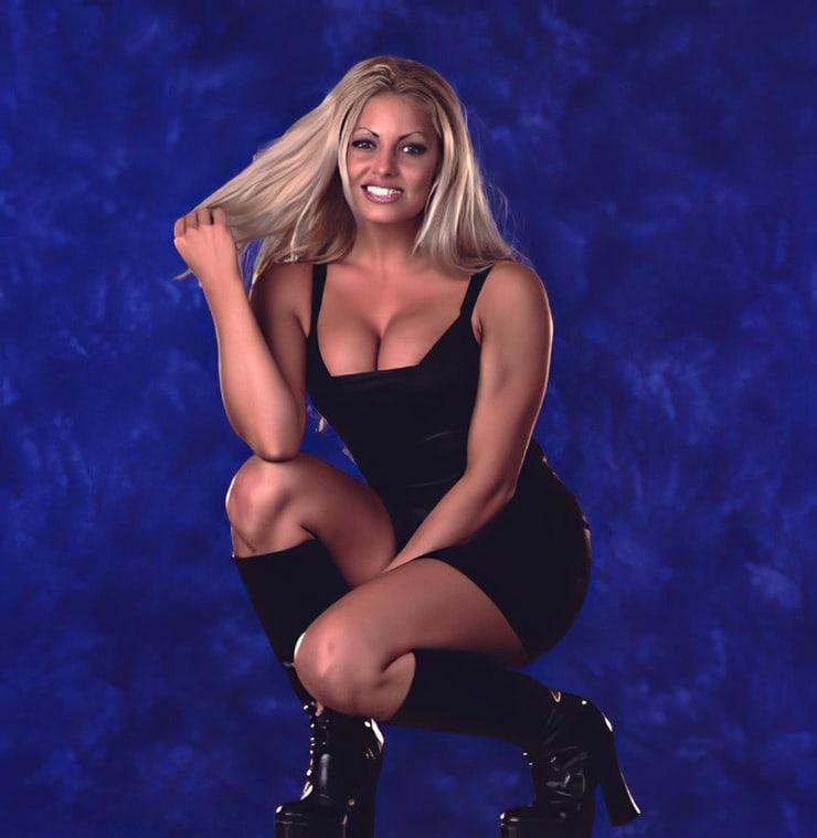 Épinglé par eden cobra sur WWF Trish