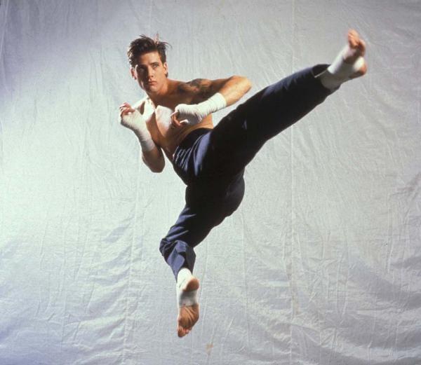 sasha mitchell kickboxer 3