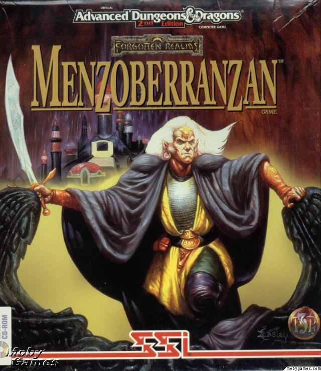 Menzoberranzan: Forgotten Realms