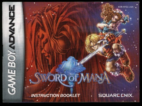 Picture of Sword of Mana