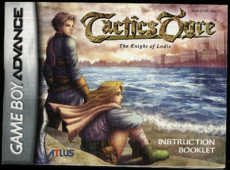 Tactics Ogre: The Knight of Lodis