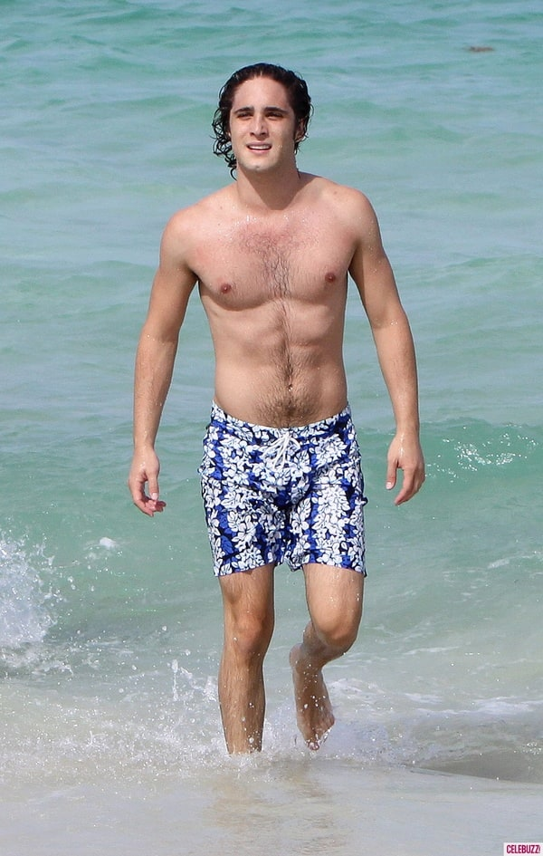 Diego boneta has been added to these lists