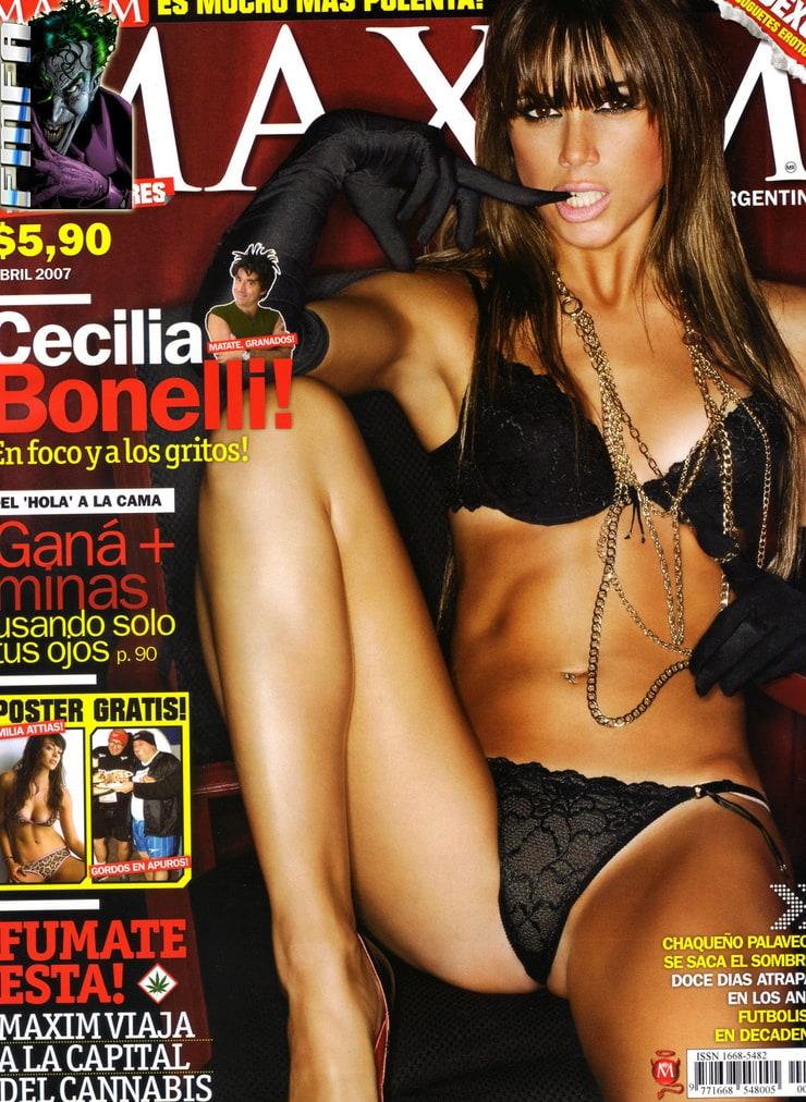 Cecilia Bonelli
