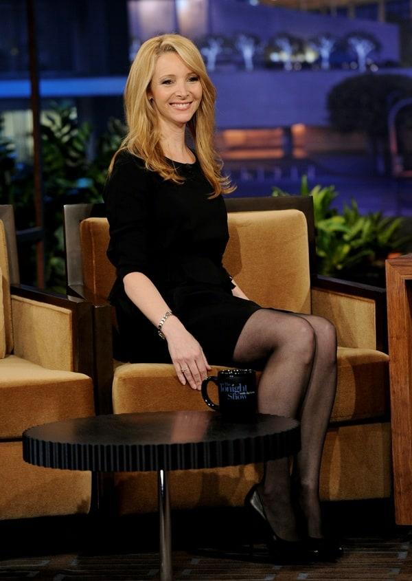 Lisa kudrow legs pantyhose