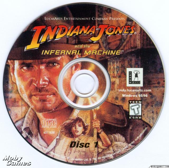 indiana jones infernal machine