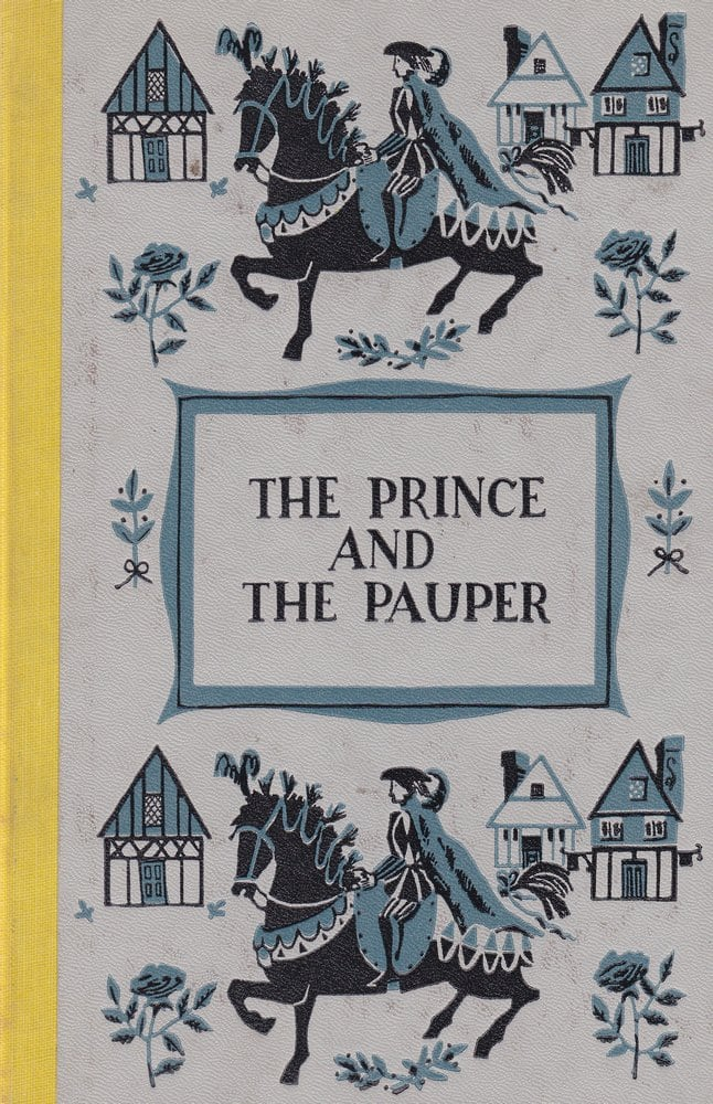 The prince and the pauper book report