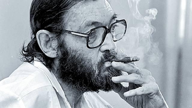 Julio Cortazar: Picture Of Julio Cortazar