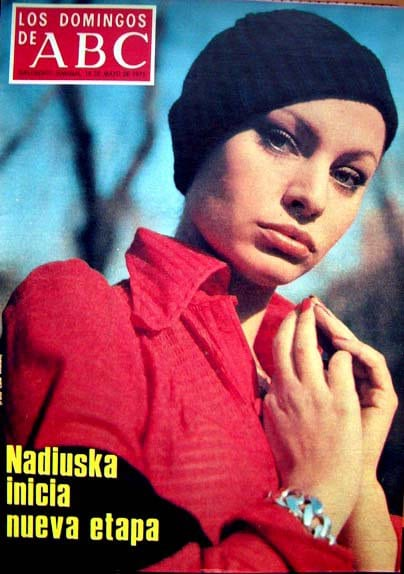 Nadiuska Nadiuska