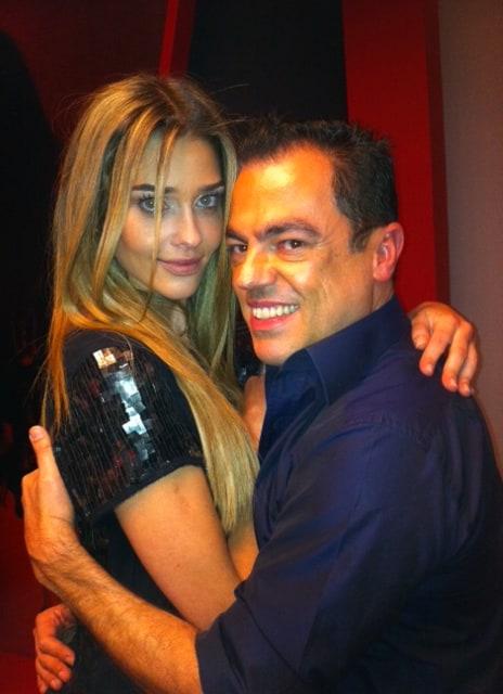Ana Barros dating är Sam Puckett dating Freddie Benson