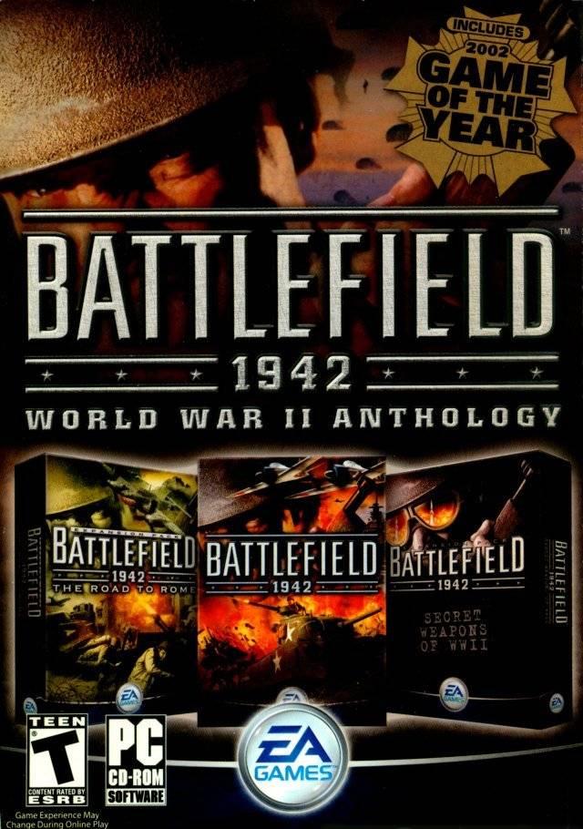 Battlefield 1942 world war 2 anthology on a modern pc.