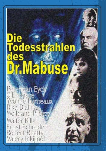 The Death Ray Mirror of Dr. Mabuse