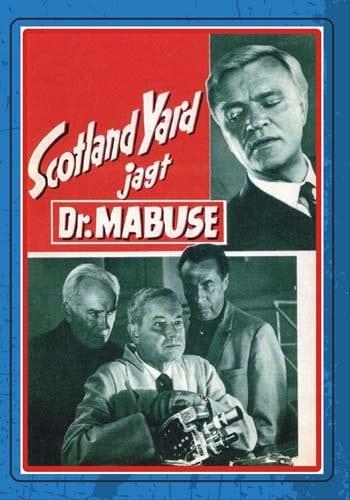 Scotland Yard vs. Dr. Mabuse