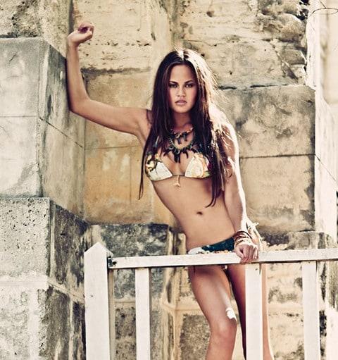 Picture Of Christine Teigen
