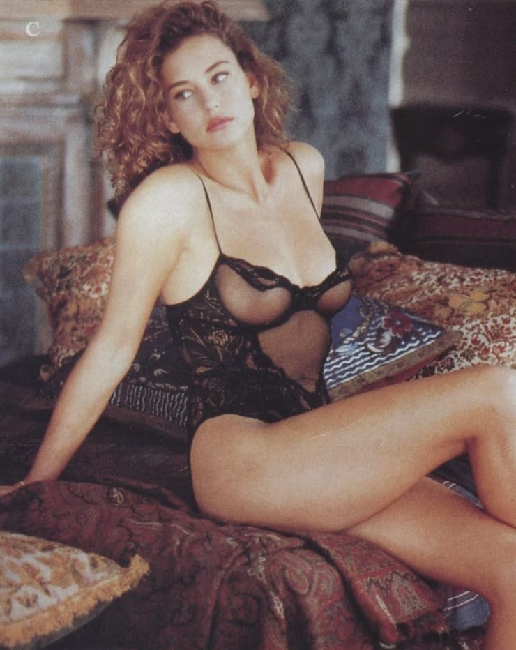 jill goodacre victoria's secret model