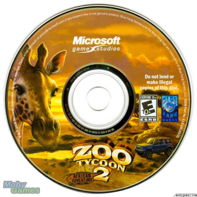 Picture of Zoo Tycoon 2: African Adventure (Expansion)