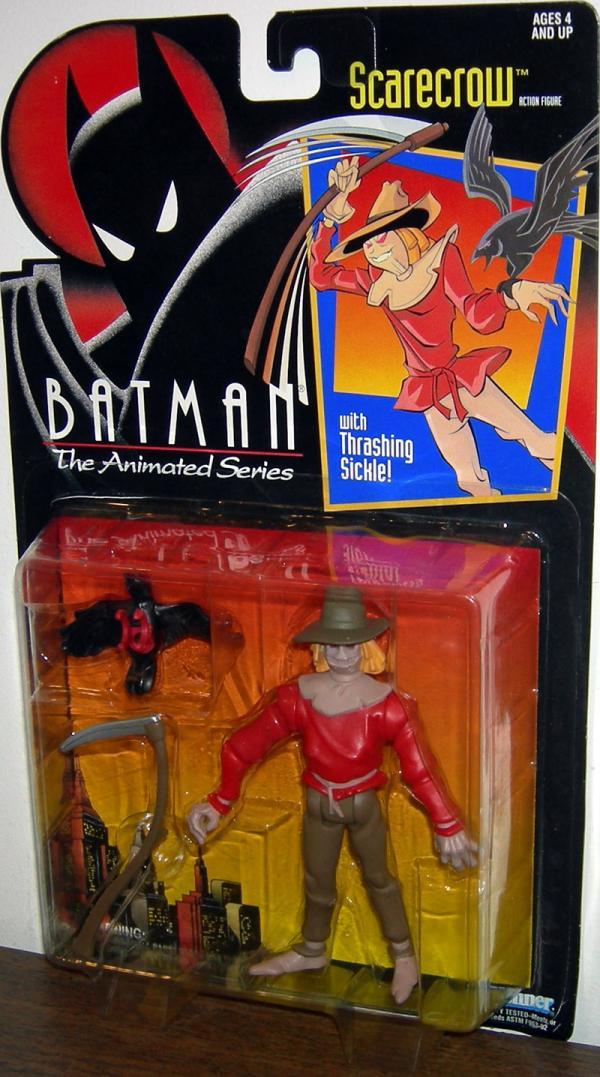 Batman The Animated Series: Scarecrow Action Figure